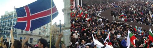 Исландска революция